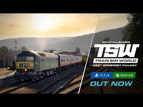 Train Sim World: West Somerset Railway - OUT NOW ON CONSOLE!