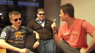 """Puppey Interviews N0tail.  """"It was a horrible interview.""""  Deal With It."""