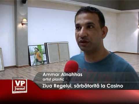 ZIUA REGELUI, SARBATORITA LA CASINO