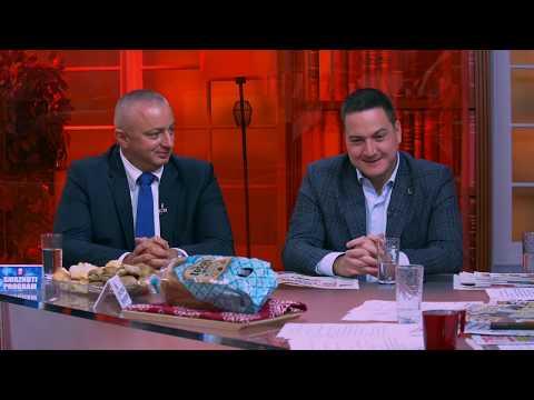 Ruske sluzbe rusile Jugoslaviju / Ucesce Pacolija u Severni tok 2 - DJS - (TV Happy 15.10.2019)