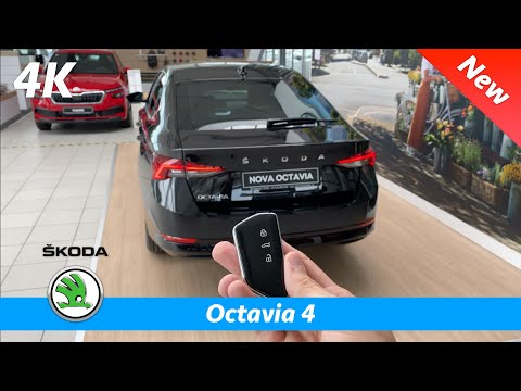 Škoda Octavia 4 Style 2020 - FULL review in 4K | Interior - Exterior, Infotainment, Virtual Cockpit