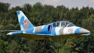 preview picture of video 'Giant L-39 Albatros'