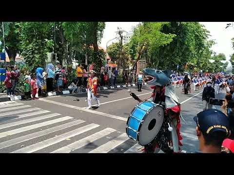 Parade hari pahlawan 10 November Surabaya part 5