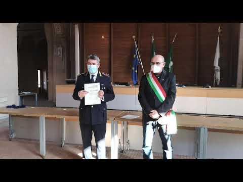 Premiazione Polizia Locale Nerviano
