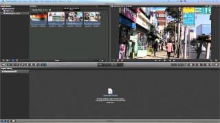 파이널 컷 프로 (Final cut pro) X 배우기 1강 - 일단해보기 (처음사용자용)