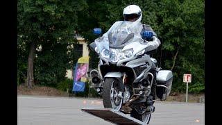 Feldjäger Motorrad-Eskorte