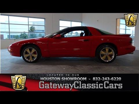 1995 Pontiac Firebird for Sale - CC-1057721