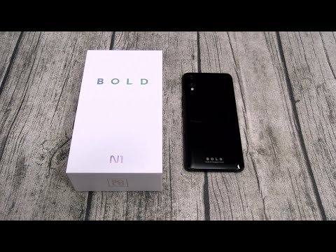 Bold N1 - The Flagship Budget Phone