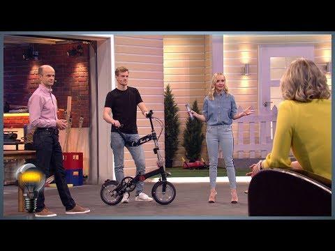 Kwiggle Bike - das kompakteste Faltfahrrad der Welt - Das Ding des Jahres