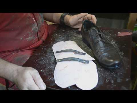 Ремонт обуви. Замена Супинатора со стелькой