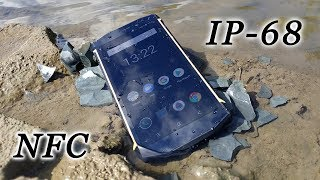 Смартфон Blackview BV5800 Green от компании Cthp - видео 3