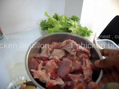 Lettuce Soup Recipe – African cuisine
