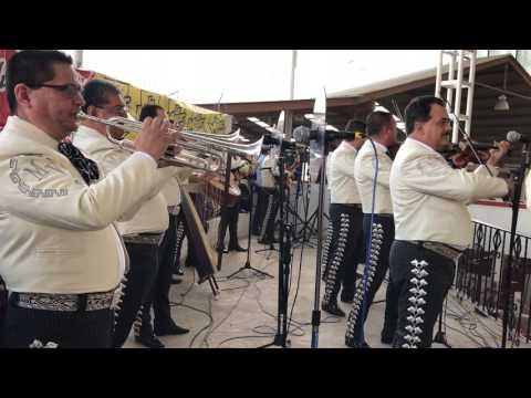 Son de la negra - Mariachi Vargas de Tecalitlán 05 de febrero   2017 Lienzo Charro Hermanos Ramírez