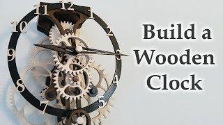 Building a Wooden Clock