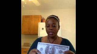 """BURNING MONEY TO ATTRACT MONEY FAST""$$$!"