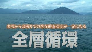気候変動でどうなる 滋賀での私たちの暮らし #7 琵琶湖の水環境