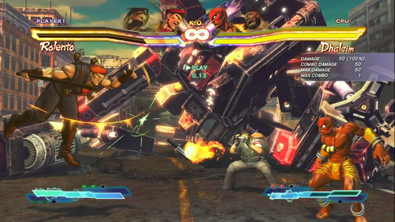 Capcom Tries To Fix Street Fighter X Tekken, Breaks It Instead