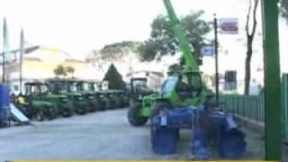 preview picture of video 'ZAMPONI spa FIANO ROMANO (ROMA)'
