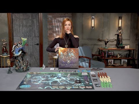 How to Play Court of the Dead: Mourners Call