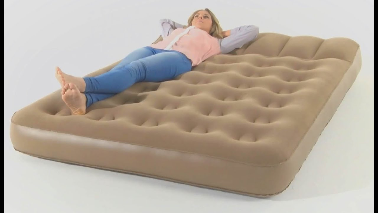 Active Double Airbed