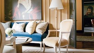 Interior Design: A Designers Elegant Colorful Home
