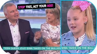"""Jojo Siwa Most Rude Ever ( """"You Are Not A Little Girl , Act Your Age"""")"""
