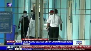 Tim Investigasi Kemenhub Datangi STIP Marunda