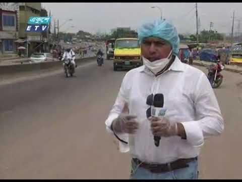 নিষেধাজ্ঞা সত্ত্বেও ঢাকা ছাড়ছে মানুষ | গাবতলী থেকে জানাচ্ছেন সাইদুল ইসলাম | ETV News