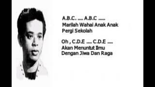 R Azmi .... ABC ( With Lyrics ).