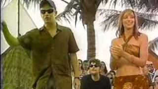 Titãs - Senhor Delegado / Eu Não Aguento - Luau MTV 1999