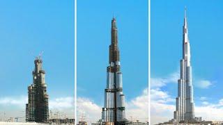 Burj Khalifa: Building the World's Tallest Skyscraper