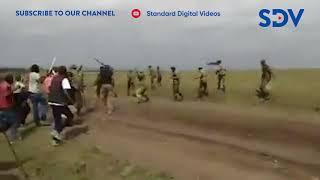 When Maasai Morans decide to punish KWS rangers