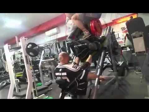 Odpoczynku dla mięśni po treningu