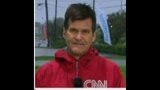 CNN caught staging fake rescue of hurricane Harvey victim