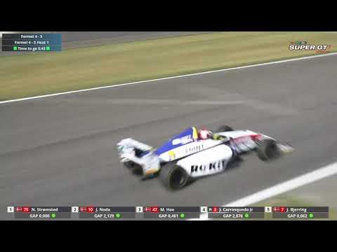Padborg Park Night Race 2021 Formula 4-5 Heat 1