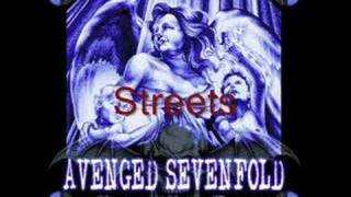 Streets- Avenged Sevenfold- Chipmunks