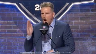 10 Times an NFL Team Got ROASTED During A Draft Selection on Live TV (Pat McAfee, Michael Vick)