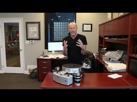 VPI Avenger Reference Turntable Review w/ Upscale Audio's Kevin Deal