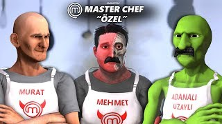MonsterChef - Komik MasterChef Türkiye Animasyonu