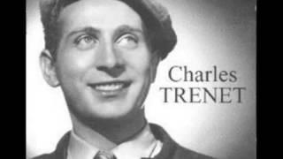 La Mer,  Beyond the Sea, Singer&writer Charles Trenet  -1946 original with Lyrics