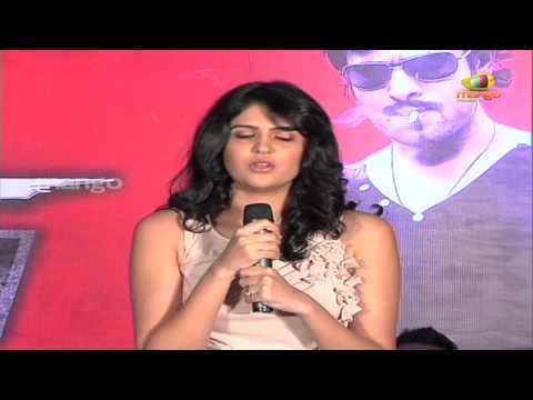 Deeksha Seth about  Rebel Movie