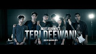 Teri Deewani - Kailash Kher   Cover   ARJIT AGARWAL