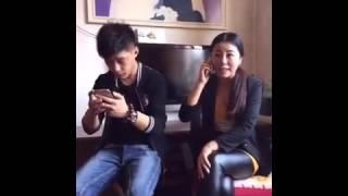 Ржачный смех от китаянки