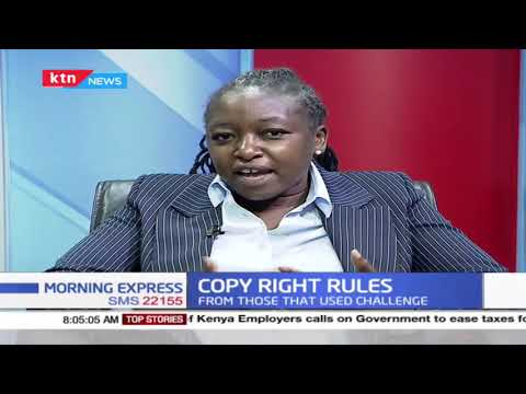 Understanding online copy right rules | Morning Express
