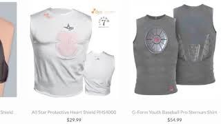 Heart Guard Shirt | Baseball Bargains