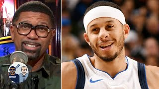 Jalen Rose: Luka Doncic was great … but did you see Seth Curry drop 30 points? | Jalen & Jacoby