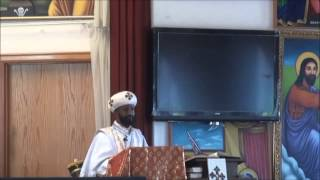 The parable of the sower (ምሣሌ ዘር) by Abune Yohannes