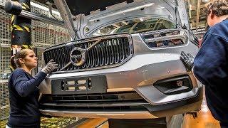Volvo XC40 (2018) PRODUCTION