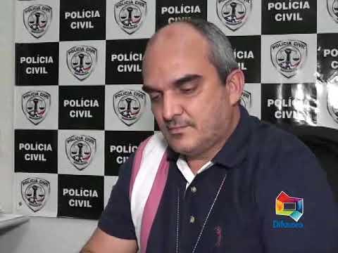 DELEGADO MARCELO MAGNO CASO MECIAS COM REVOLVER EM ALTO ALEGRE 27 11 17