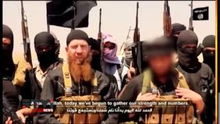 """Лидер """"Исламского государства"""" угрожает России"""